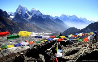 Everest trek – ostatnie miejsca