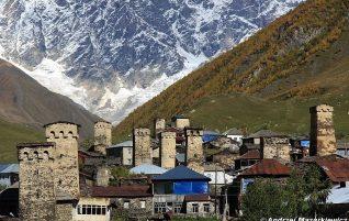 Gruzja – wędrówki po Kaukazie