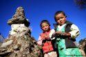 Dzieci w Solo Khumbu