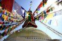 Buddyjska stupa Bodnath