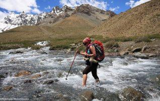 Trekking w Himalajach – slajdy