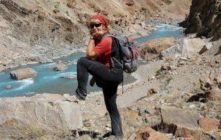 Trekking w butach Regatta