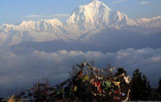 Himalaje Nepalu –  jesień 2017