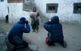 Polowanie w Himalajach