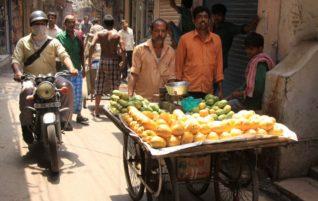 Indie – ulica