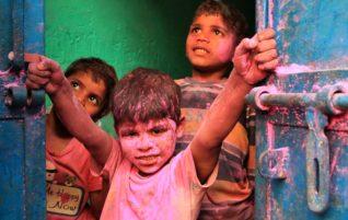 Indie – kolory